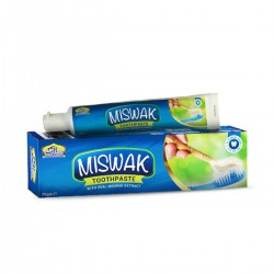 PASTA DE DIENTES MISWAK - NATURAL - AL KHAIR - 70 GM