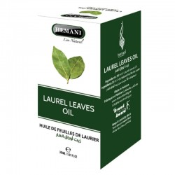 ACEITE DE LAUREL - NATURAL - HEMANI - 30 ML